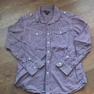 Marc ecko button down. Size large